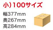 小)100サイズ
